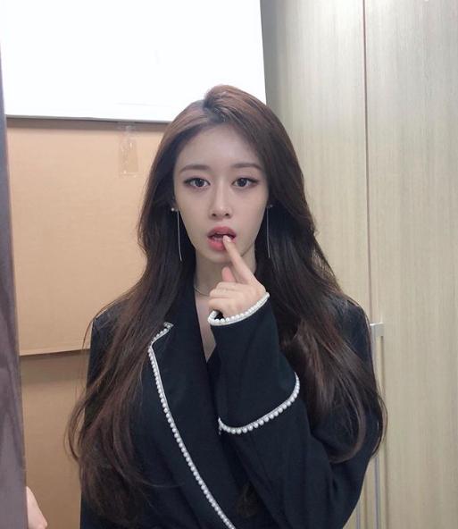 '지연' 지연은 8일 자신의 인스타그램에 사진을 ...